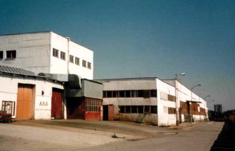 Umbau und Sanierung Schlacht-und-Produktionsbetrieb-Sofia/Bulgarien