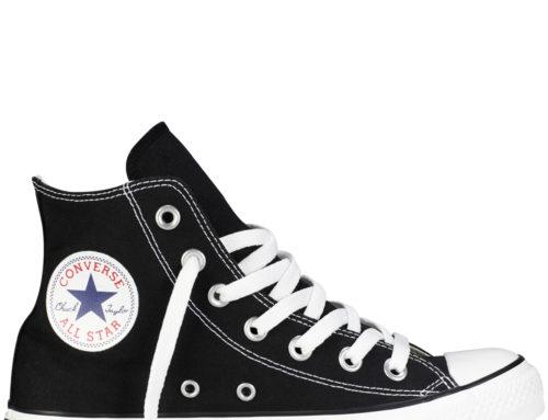 Converse Chucks – der Erfolg der Kult-Leinenschuhe!