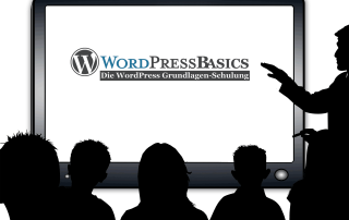 WordPress Basics: WordPress Grundlagen-Schulung