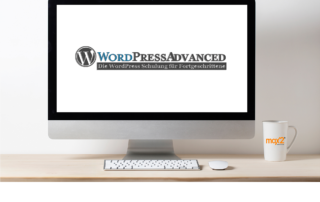 WordPress Advanced Schulung max2-Consulting GmbH