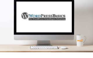 WordPress Basics Schulung max2-Consulting GmbH
