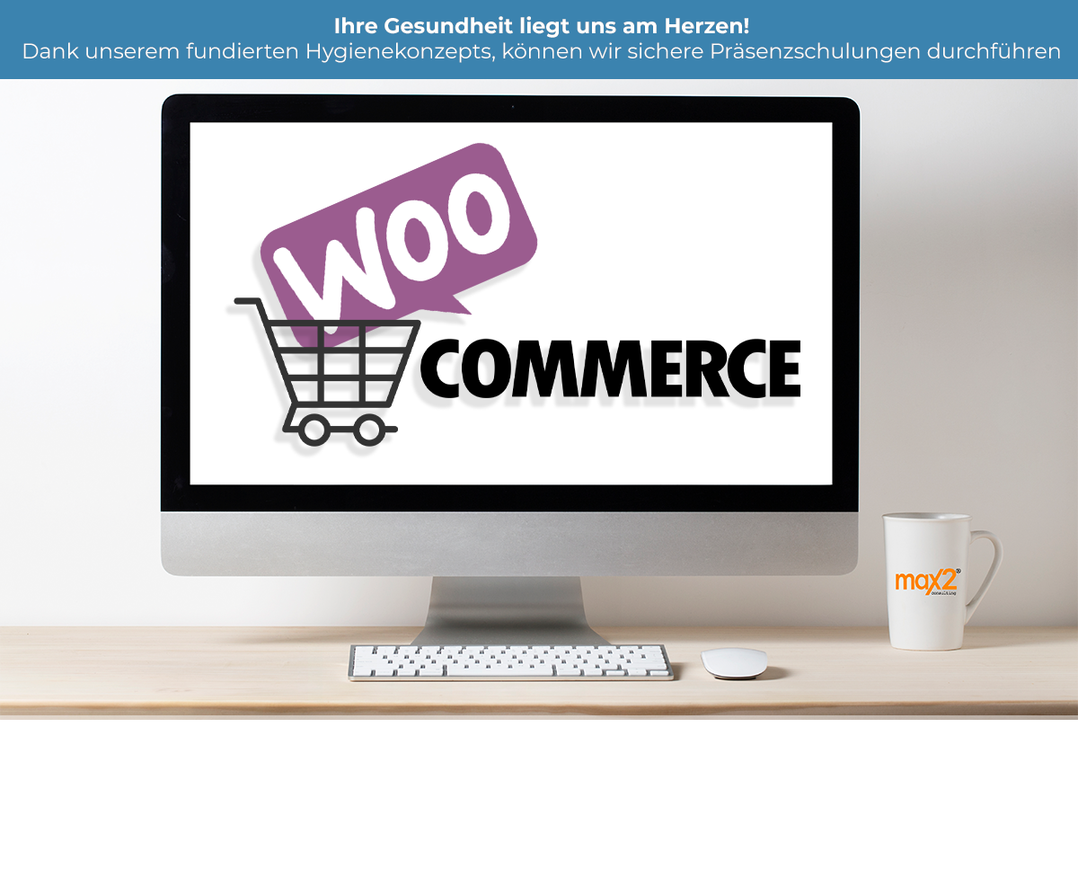 Woo Commerce Schulung