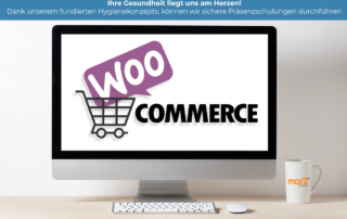 WooCommerce Schulung